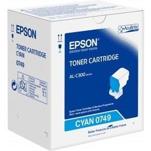 Epson - Cyan - original - cartouche de toner - - C13S050749
