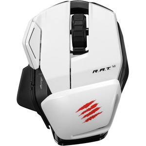 R.A.T.M Wireless White Mobile Mouse / Mfr. No.: Mcb437170001/04/1