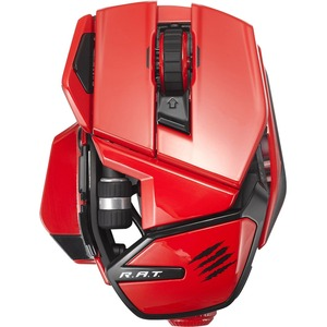 R.A.T. Wireless Red Mobile Mouse / Mfr. No.: Mcb437240013/04/1