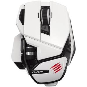 R.A.T. Wireless White Mobile Mouse / Mfr. No.: Mcb437240001/04/1