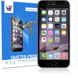 IPhone 6 Screen Protector Tempered Glass Shatter Shock Pr / Mfr. No.: Ps500-Iphn6tpg-3n