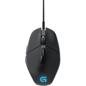 G302 Wired Gaming Mouse For Pro Gamers / Mfr. No.: 910-004205