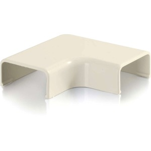 Wiremold Uniduct 2800 Flat Elbow Ivory / Mfr. No.: 16007