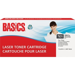 Basics® Laser Cartridge (Brother® TN210) Black