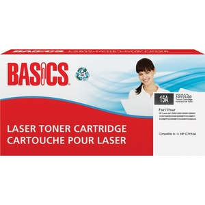 Basics® Laser Cartridge (HP 15A) Black