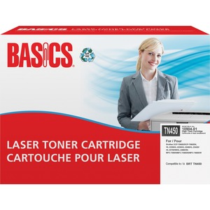 Basics® Laser Cartridge High Yield (Brother® TN450) Black