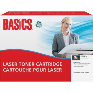 Basics® Laser Cartridge (HP 96A) Black