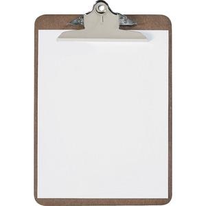 Basics® Masonite Clipboard Letter