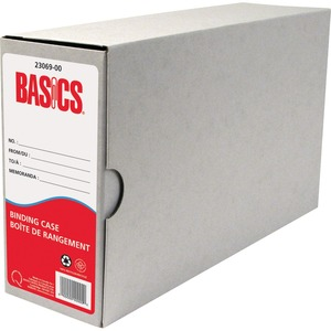 Basics® Recycled Binding Cases Note 6/pkg