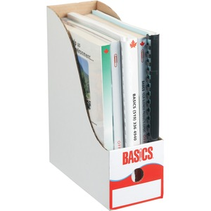 Basics® Magazine Files 4/pkg