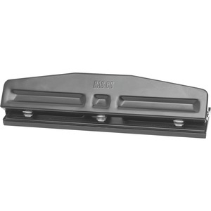 Basics® Three-Hole Adjustable Punch