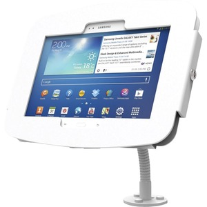New Galaxy Space With Flex Arm Mount With Enclousre White / Mfr. No.: 159w470gew