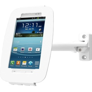 New Galaxy Space Swing Arm Wall With Mount With Enclosure White / Mfr. No.: 827w480gew