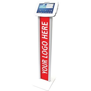 New Galaxy Space Brandme Stand White / Mfr. No.: 140w480gew