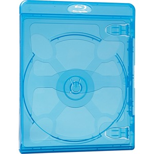 30pk Blu-Ray DVD Blue Cases / Mfr. No.: 98603