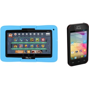 Kit Kurio Xtreme 7in Tab With Kurio Android Smartphone F/Kids / Mfr. No.: 96261-96405