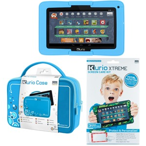 Kit Kurio Xtreme 7in Tab With Blue Bumper Travel Bag Screen K / Mfr. No.: 96405-96022-96446