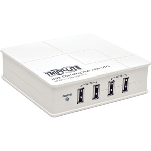 4port USB Charging Hub W/Otg Hub Tablet Smartphone IPad Ipho / Mfr. No.: U280-004-Otg