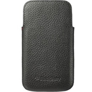 Classic Leather Pocket Black Retail Packaging / Mfr. No.: Acc-60087-001