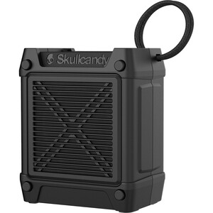 Drop/Splashproof Bluetooth Speaker Black Rock Out While On The Move / Mfr. No.: S7shgw-343