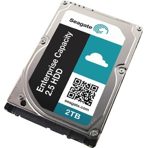 2tb Ent Cap 2.5 HDD SATA 7200 RPM 128mb 2.5in / Mfr. No.: St2000nx0253