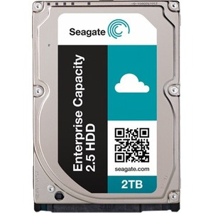 2tb Ent Cap 2.5 HDD Sas 7200 RPM 128mb 2.5in / Mfr. No.: St2000nx0323