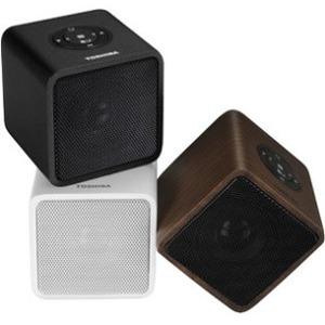 Toshiba Portable Wireless Stereo Speaker TY-WSP54EU(W)