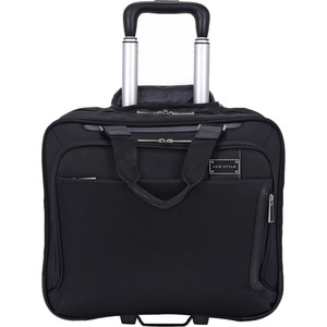 Tech Exec Rolling Case Fits Up To 15.6in + IPad/Tablet Pock / Mfr. No.: Etex-Rc15