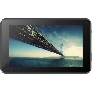 Qpad Q7 7in 512mb Android 4.4 Micro SD Black Dc 800x480 4gb Rom / Mfr. No.: Q7-Black