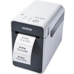 Brother TD-2120N Direct Thermal Printer - Monochrome - Desktop - Label/Receipt Print