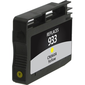 Hp 933 Cn060an#140 Yellow Ink 330 Yield Officejet Ink Cartrid / Mfr. No.: V7cn060an