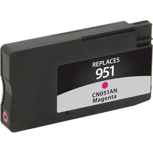 Hp 951 Cn051an#140 Magenta Ink 700 Yield Officejet Ink Cartrid / Mfr. No.: V7cn051an