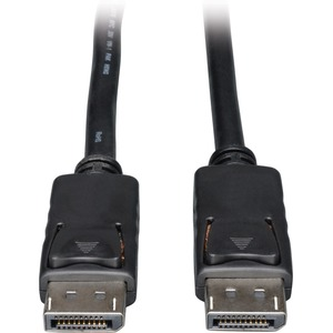 Displayport Monitor Digital Video Audio Cable Latches M/M 1 / Mfr. No.: P580-001