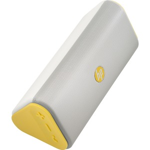 HP Roar Yellow Wireless Speaker