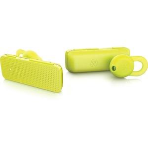 HP Wireless Mono Headset H3200 Green