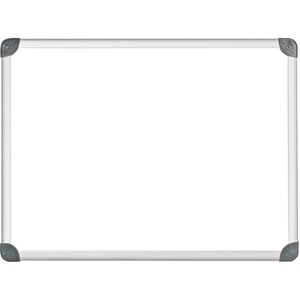 "Quartet® Euro Frame Magnetic Whiteboard 48"" x 72"""