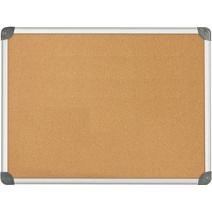 "Quartet® Euro Bulletin Board 48"" x 96"""