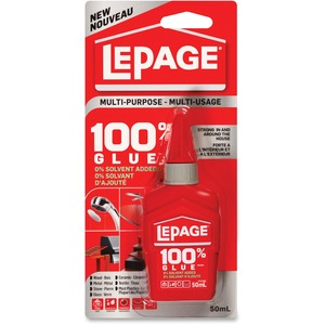 LePage® 100% Glue Multi-Purpose Glue 50 mL