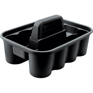 Rubbermaid® Deluxe Carry Caddy Black