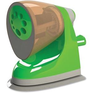 Westcott® iPoint® ClassAct Manual Pencil Sharpener Green