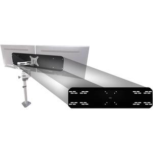 DAC® Duo Bridge Monitor Arm Adaptor Black