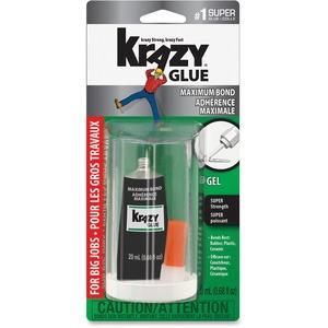 Krazy® Glue Maximum Bond Gel 20 mL