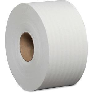 Metro Jumbo Roll Bathroom Tissue 2-ply 1,000 feet per roll White 12 rolls/ctn
