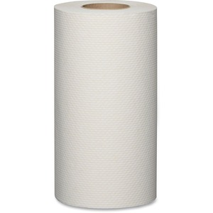 "Metro Roll Towels 7-25/32"" x 205' White 24 rolls/ctn"