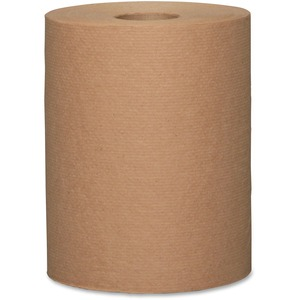 "Metro Roll Towels 7-25/32"" x 420' Kraft 12 rolls/ctn"