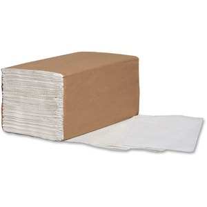 Metro Single Fold Paper Towels 250 per package White 16 packages/ctn