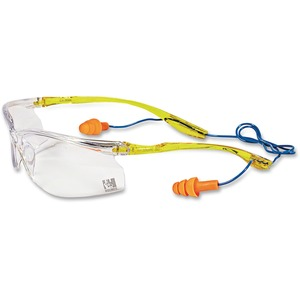 3M Holmes Workwear® Safety Glasses Clear Lens