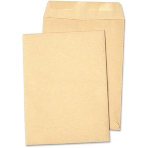 "Supremex Recycled Catalogue Envelopes 10"" x 13"" Natural Kraft 100/pkg"