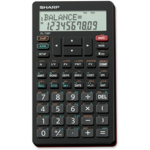 Sharp EL738FC Financial Calculator