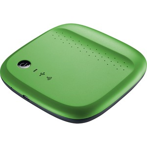 500gb Wireless USB 2.0 2.5in Green Mobile Device Storage / Mfr. No.: Stdc500401